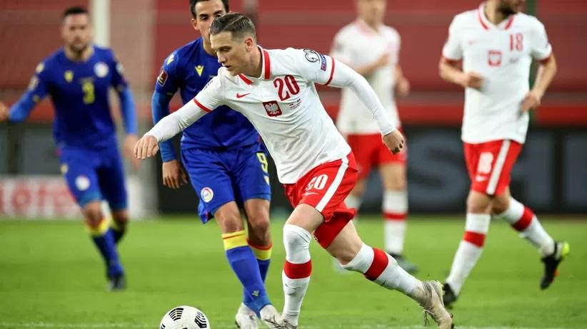 Anglia – Polska: Poznaliśmy skład Polaków. Paulo Sousa zaskoczył.
