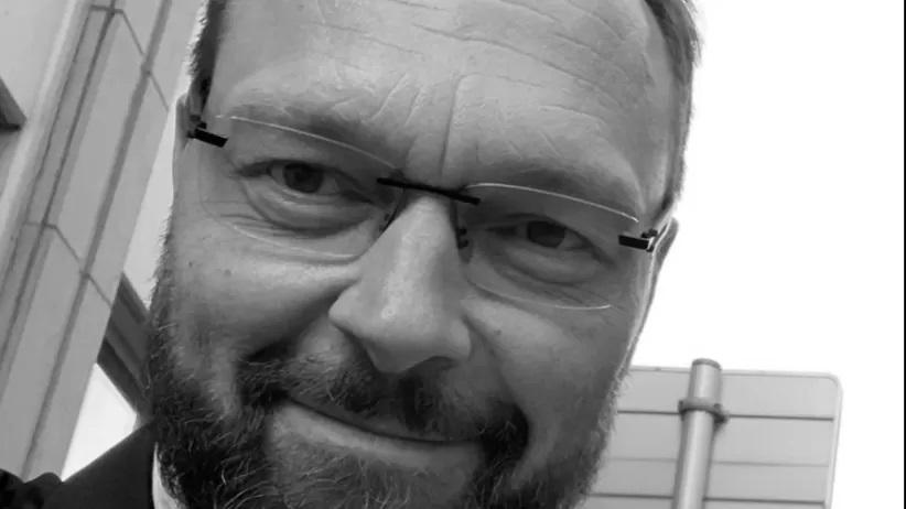 Yann Gontard zmarl na Covid 19. Nie zyje byly szef tytulow Polska Press