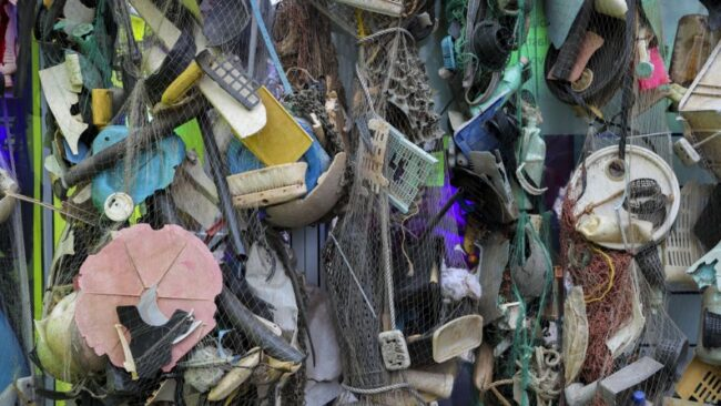 odpady w morzu srodziemnym
