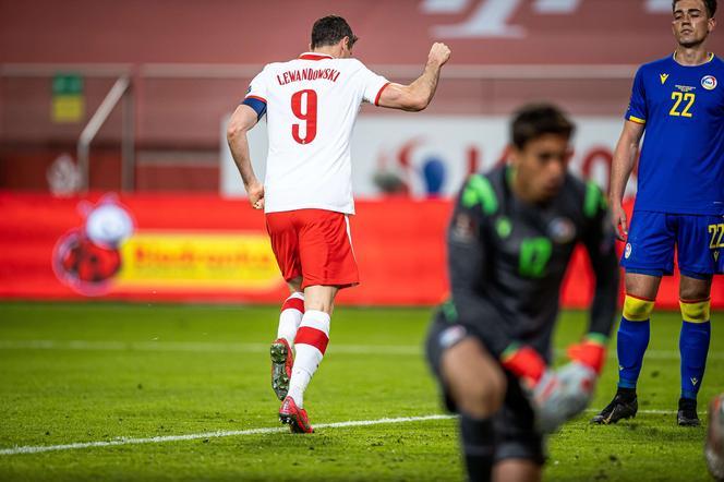 Pierwsze zwycięstwo w eliminacjach. Polska wygrywa z Andorą! 3:0