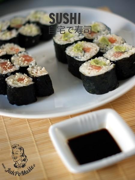 sushi przepis 6 kbkkiwul