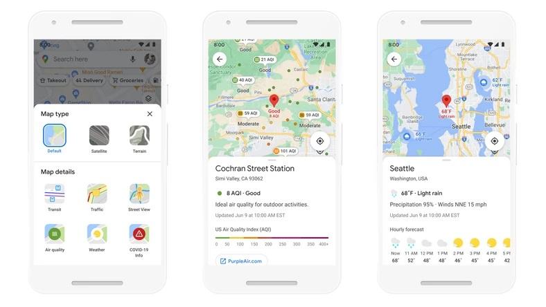 Google Maps czekają duże zmiany. Oto, jakie usprawnienia pojawią się w najbliższych miesiącach