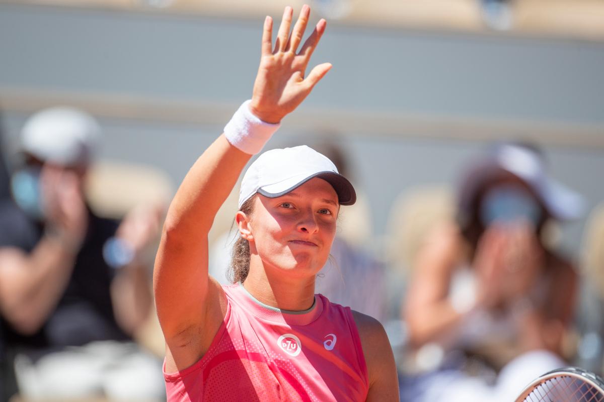 Roland Garros 2021. Iga Świątek zabrała głos po porażce. Wyjaśniła, z czym miała największy problem