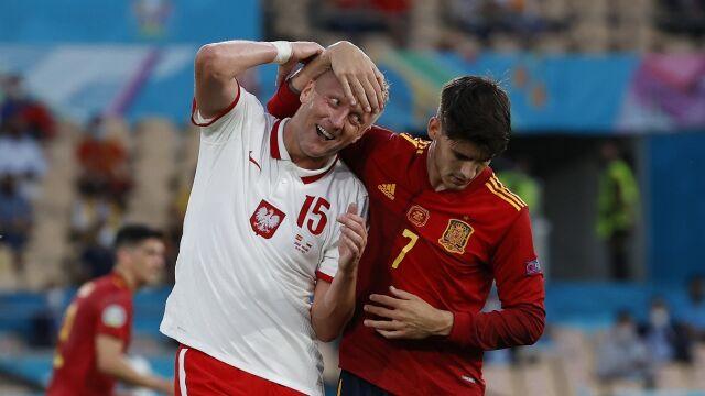 Glik po meczu z Hiszpania