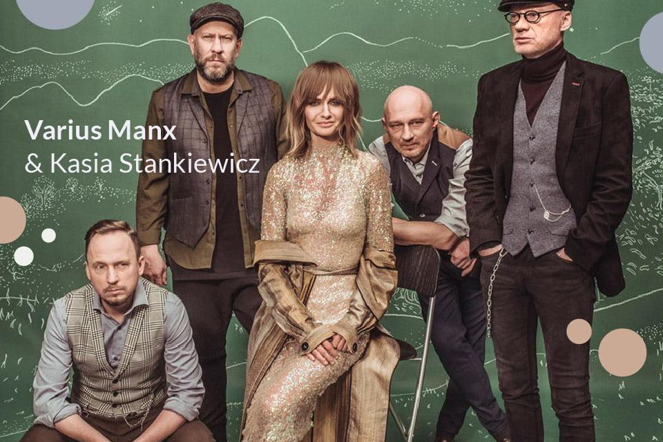 """Varius Manx i Kasia Stankiewicz z nowym singlem """"Chodź się Kochać"""""""