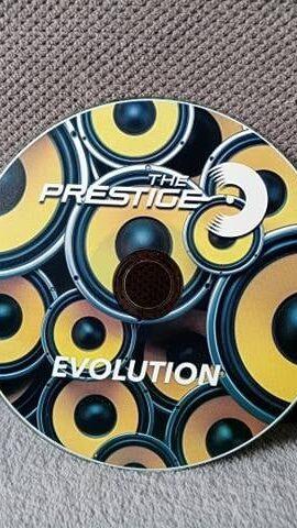 The Prestige Evolution plyta edited