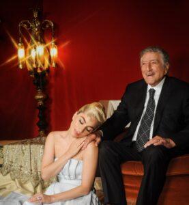 Lady Gaga i Tony Bennet