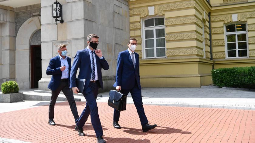 TSUE nałożył karę na Polskę. Jest stanowisko rządu