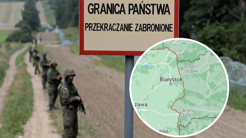 Stan wyjątkowy przy granicy z Białorusią. Witold Jurasz: wydaje mi się, że jest potencjalne ryzyko związane z manewrami Zapad